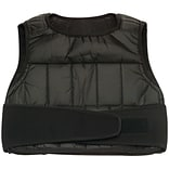 Gofit GF-WV20 Weighted Vest; Black