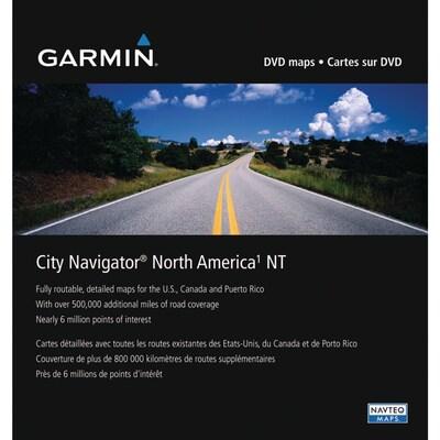 Garmin(r) 010 11551 00 2011 NuMaps Onetime North America MicroSD/SD Card