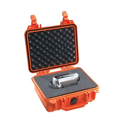 Pelican™ 1200 Carrying Case; Orange