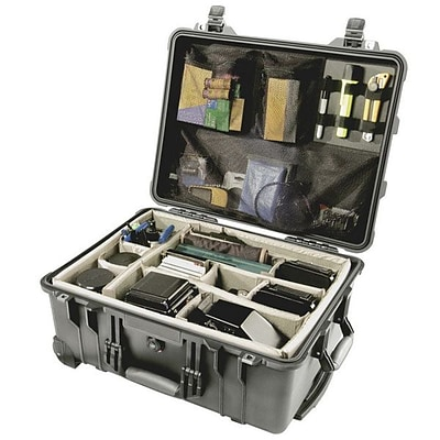 Pelican™ 1560 Hard Case; Black