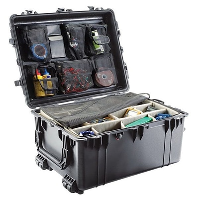 Pelican™ 1630 Transport Case; Black