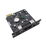 APC® AP9631 Network Management Card With Environmental Monitoring For UPS