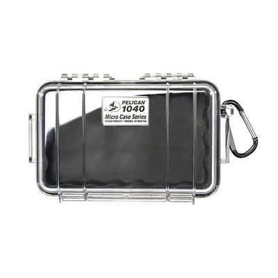 Pelican™ 1040 Micro Case; Black