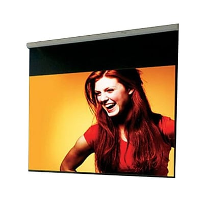 Draper® Luma Manual 118.8 Wall and Ceiling Projection Screen; 1:1
