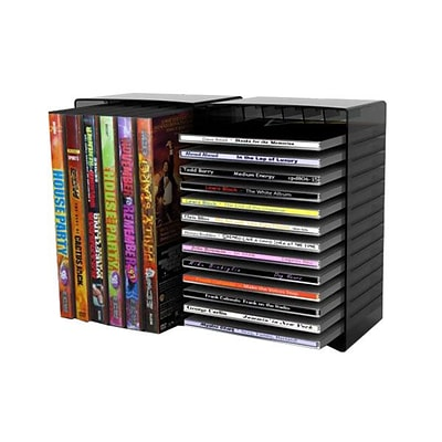 Atlantic 2233-5730 Disc Storage Module; Black
