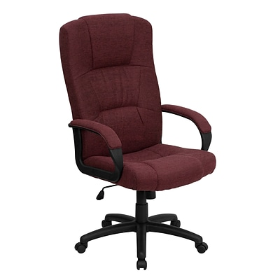 Flash Furniture High Back Fabric Executive Office Chairs