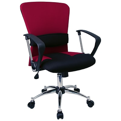 Flash Furniture Mid-Back Mesh Fabric Office Chairs