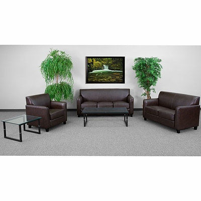 Flash Furniture HERCULES Diplomat LeatherSoft Reception Set