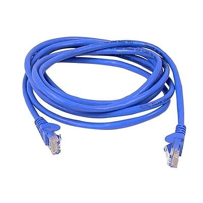 Belkin A3L791 06 BLU S 6 CAT 5e Snagless Patch Cable