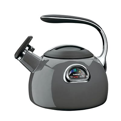 Conair® Cuisinart® PerfecTemp® 3 qt. Teakettle; Graphite Gray