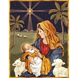 LANG® Mother and Child Boxed Christmas Cards
