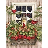 LANG® Window Box Snow Boxed Christmas Cards
