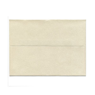 JAM Paper® A9 Invitation Envelopes, 5.75 x 8.75, Stardream Metallic Opal, 25/pack (211817116)