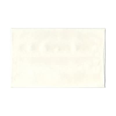 JAM Paper® A10 Invitation Envelopes, 6 x 9.5, Parchment White Recycled, 1000/carton (16082B)