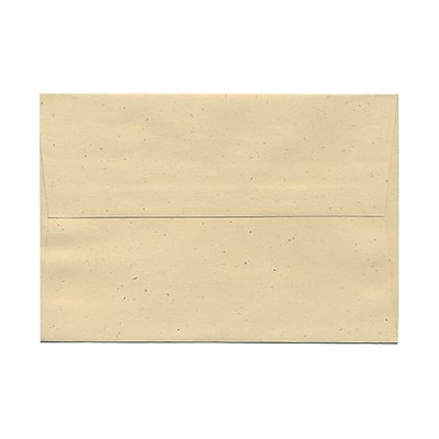 JAM Paper® A8 Invitation Envelopes, 5.5 x 8.125, Husk Brown Recycled, 1000/carton (44362B)