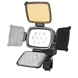 Bower® VL17 Digital Professional 9W LED With Barn Doors