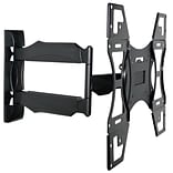 Rocelco® Medium Dual Articulated TV Mount For 26- 46 Screens Up To 36.4 kg/80 lbs.