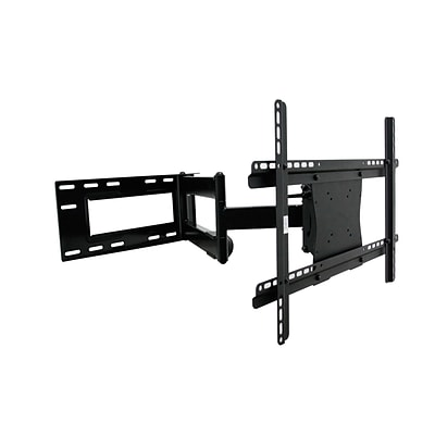 Rocelco® Large Double Articulated TV Mount For 37 - 61 Screens Up To 68.2 Kg/150 lbs.