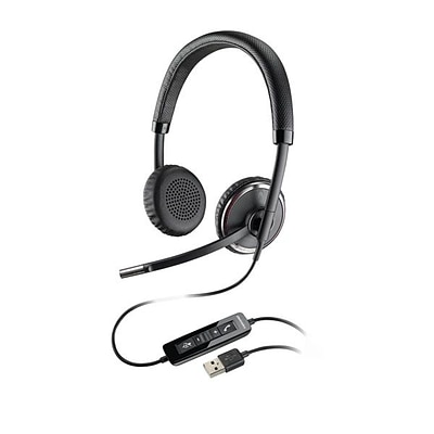 Plantronics® Blackwire C520 Headset With Mic