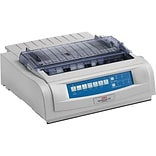 OKI® Data® Microline 421N 570cps Mono Dot-Matrix Printer; 92009704