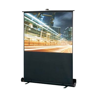 Draper® BE112230-08 Traveller Portable Projection Screen