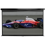 Elite Screens M106UWH 106 Manual Projection Screen