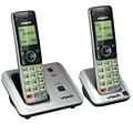 VTech® CS6619-2 Cordless Phone With 2 Handsets; 50 Name/Number