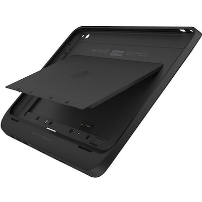 Hp(r) Smart Buy Expansion Jacket With Battery For Elitepad; Black