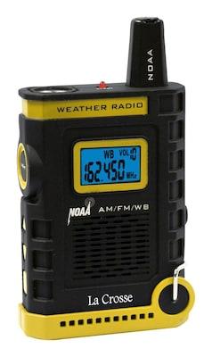 La Crosse 810805 NOAA AM/FM Weather Radio