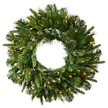 Vickerman 48 Cashmere Pine Wreath With 280...