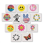 SmileMakers® Glow In The Dark Tattoos; 144 PCS