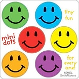 SmileMakers® Scented Smiley Faces Stickers; 450/Roll