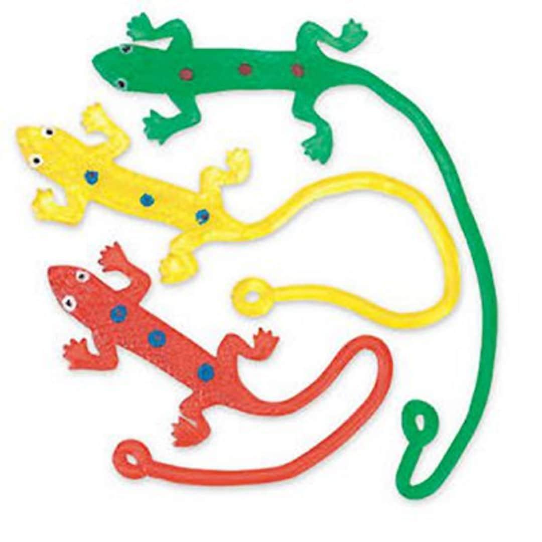 Smilemakers Sticky Lizards 48 Pcs Quillcom