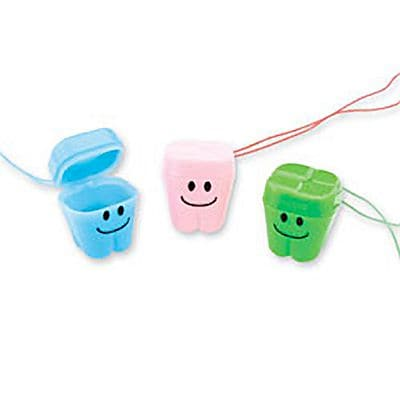 SmileMakers® Happy Tooth Necklaces; 144 PCS