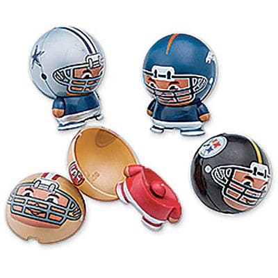 SmileMakers® Nfl Buildable Figurines; 25 PCS