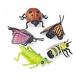 SmileMakers® Insect Finger Puppets; 24 PCS