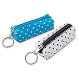 SmileMakers® Polka Dot Coin Purse Pulls; 24 PCS