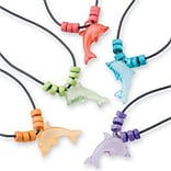 SmileMakers® Dolphin Necklaces; 36 PCS
