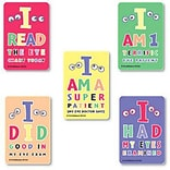 SmileMakers® Eye Chart Stickers, 2-1/2H x 2-1/2W, 100/Box