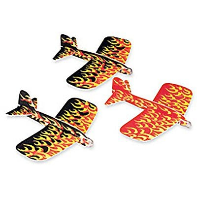 SmileMakers® Flame Gliders; 60 PCS