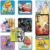 SmileMakers® Disney Sticker Sampler, 2-1/2H x 2-1/2W, 1,000/Box