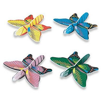 SmileMakers® Mini Butterfly Gliders; 144 PCS