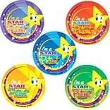 SmileMakers® Star Patient Stickers; 100/Roll