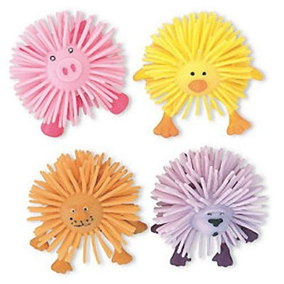 SmileMakers® Puffy Animal Finger Puppets; 36 PCS