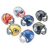 SmileMakers® Nfl Mini Football Helmets; 32 PCS