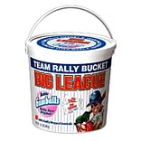 Big League Chew Team Bucket; 240 Pieces/Bucket