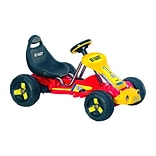 Lil Rider™ Racer Battery Powered Go-Kart, Red
