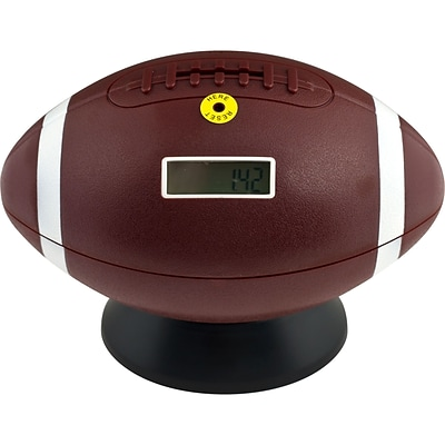 Trademark Games™ Football Digital Coin Counting Bank