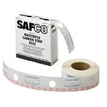 Safco® Graphic Arts 2 1/4W Polyester Carrier Strip For MasterFile 2