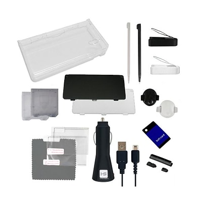 GameFitz GF-001 20-In-1 Accessory Pack For Nintendo DSi (93573893M)